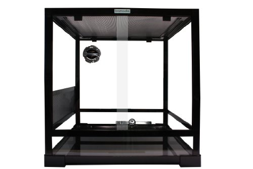 Komodo Glasterrarium 45x45x45cm