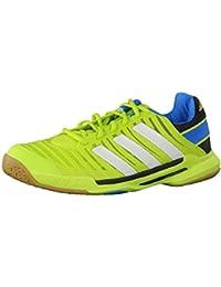 more photos 17a41 bebb4 adidas adipower Stabil 10.1 GRUEN F32311 Grösse 46 ...