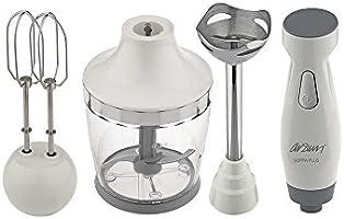 Arzum AR1011 Çubuk Blender, 600 W, Beyaz