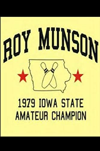 Roy Munson 1979 Iowa State Amateur Champion: Homework Book Notepad Composition and Journal Diary (Big Ten Shirt)