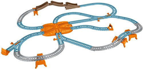 Thomas & Friends fjl44 Track Master Blue Mountain Bucket (Motorisierte Thomas Eisenbahn)