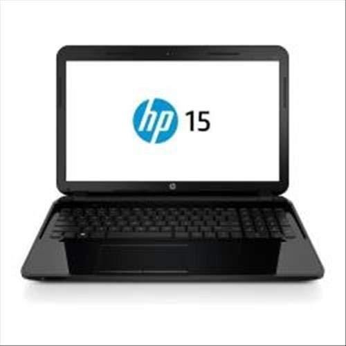 HP NB 15-G006SL Notebook, Processore AMD DC E1-2100, HDD 500GB, RAM 4GB, Nero/Antracite (Ricondizionato)