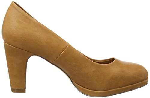 Another Pair of Shoes Patricia E2 Scarpe con Tacco, Donna Marrone (Mid Brown 21)