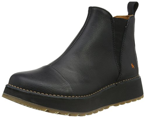 Art Heathrow, Stivaletti Donna, Nero (Memphis Black 1023), 39 EU