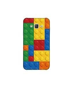 KolorEdge Printed Back Cover For Samsung Galaxy J2 Multicolor - (8414-Ke11224SamJ2Sub)