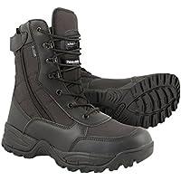 Kombat UK da uomo Spec-OPS Recon Boots, Uomo, Spec-Ops Recon, nero, Taglia 5