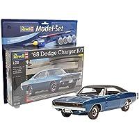 Revell - 67188 - Maquette - Model Set 1968 Dodge Charger