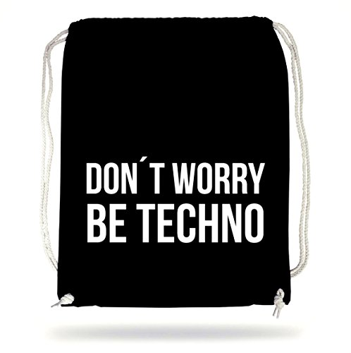 Disco Tanz Outfits - Certified Freak Don´t Worry Be Techno