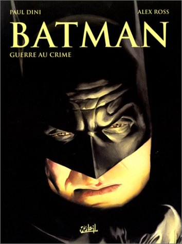 Batman, Guerre au crime