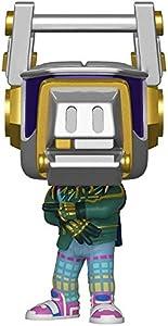 Funko- Pop Vinilo: Games: Fortnite: DJ Yonder Figura Coleccionable, Multicolor (39050)
