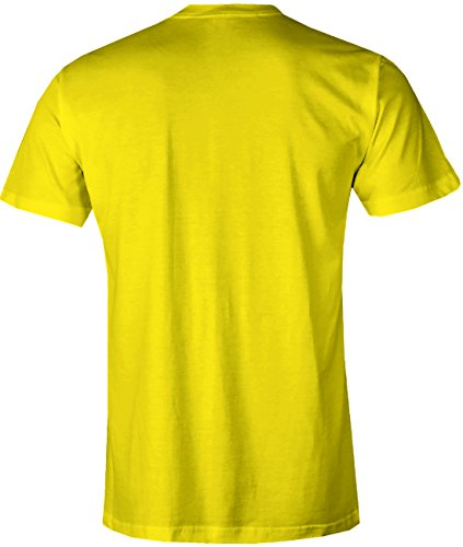 Dortmund you´ll never walk alone - Fan Sport - Herren T-SHIRT Gelb