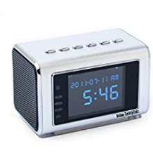 TOP Secret Spy Camera /Mini Clock Radio Hidden DVR- #1 Amazon seller in USA. NOW AVAILABLE from Amazon warehouses in UK and surrounding nations. VAT inclusive pricing shipped Amazon FAST!