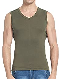 Bonboho Herren Crop Tops Fitness Muskelshirt Cut Off Tank Slim Fit Einfarbig Sport Gym Fitness Trainingshirt Ärmellos Weste Sportswear Men Tank Top Herren Trainingsanzug T-Shirt