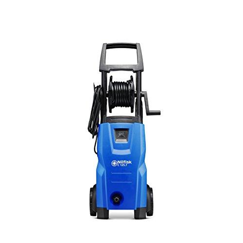 Nilfisk C1057-5. Limpiador a presión compacto ligero, azul, azul, 128470952 0 wattsW, 240 voltsV