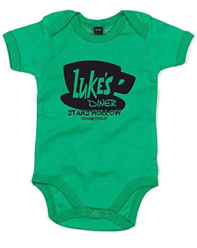 lukes-diner-gedruckt-baby-strampler-grun-schwarz-12-18-monate