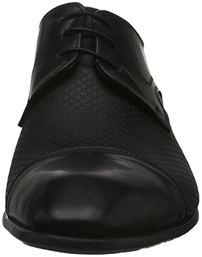 Tamboga Herren 0924-C Oxford Schwarz (Black 01)