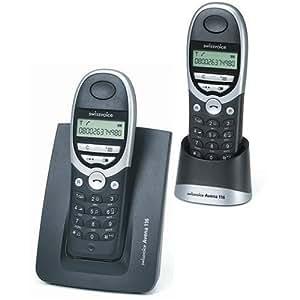 Swissvoice Avena 116 Duo Téléphone Sans fil 2 Combinés