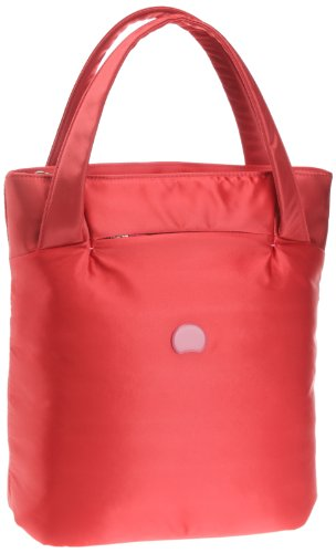 Borsa Shopping Delsey Rosa Corallo Linea For Once