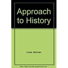 Approach to History