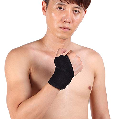 Hdcwz Männer Weibliche Bewegungs Armschienen Badminton Basketball Tennis Volleyball Wicklung Handschutz Handgelenk Verstauchung Schutz Fitness Schutzausrüstung