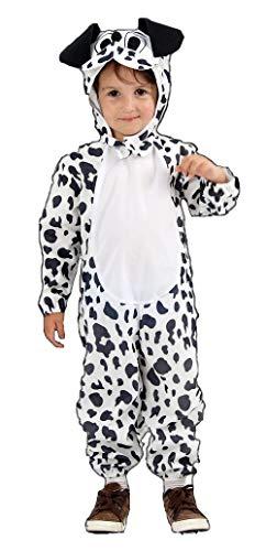 dalmation Hund Kostüm 3 Jahren