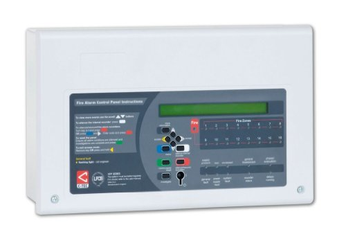 TC413 - C-TEC XFP501E/X FIRE Bedienfeld, LOOP 1/16 ZONE (xP95/DISCOVERY) 16 Zone Control Panel