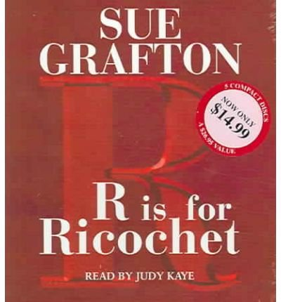 Sue Hörbücher Grafton Cd ([(R Is for Ricochet)] [by: Sue Grafton])