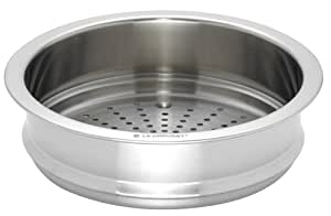Le Creuset 3-Ply Stainless Steel Steamer, 20 cm