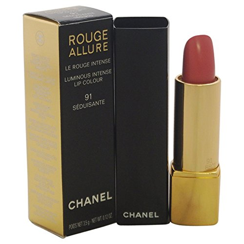 CHANEL  Lippenstift Rouge Allure Lipstick 91 Séduisante 3.5 Gr
