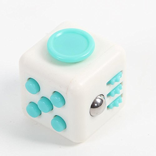 XQL Relief Anxiety and Increases Focus Fidget Toy Stress Relieves Cube for Children and Adults H06