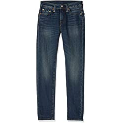 Levi's 510 Skinny Fit, Vaqueros para Hombre, Azul (Madison Square 0701), W32/L32