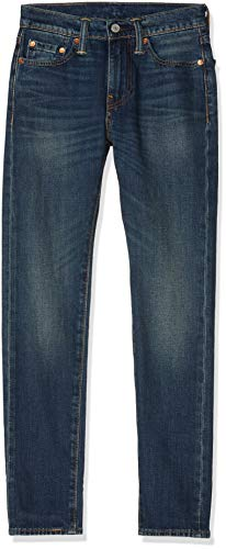 Levi's 510 fit, jeans uomo, blu (madison square 701), w33/l30