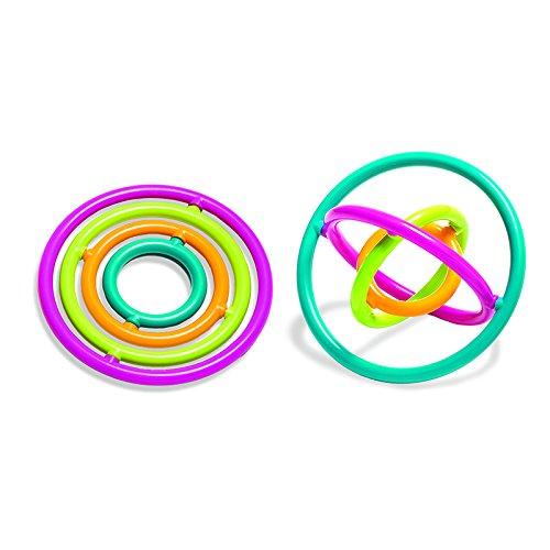 Gyrobi Plastic Ring Fidget Toy