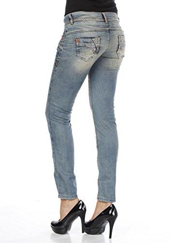 998482480f75 ▷ Cipo Baxx Jeans Damen Skinny im Vergleich 01   2019 » ✅ NEU
