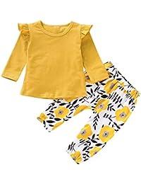 SH-RuiDu Direct Store 2pcs bebé Ropa de bebé Chaqueta de Hombro Hongo +  Traje 6fb74fee90b32