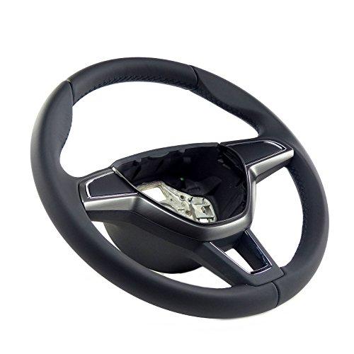Skoda Sport Lenkrad Lederlenkrad Material: Leder schwarz Blende schwarzverchromt