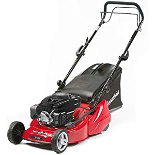 SP180R Petrol Self-Propelled Rear Roller Lawn Mower