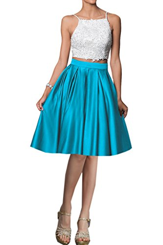 Missdressy - Robe - Plissée - Femme Blau-1