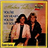 (CD Album Modern Talking, 16 Tracks) Cheri Cheri Lady / Brother Louie / You Can Win If You Want / Atlantis Is Calling (S.O.S. For Love) / Give Me Peace On Earth / With A Little Love / One In A Million / Bells Of Paris / Princess Of The Night u.a.