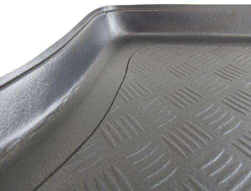 ZentimeX Z999620 Kofferraumwanne fahrzeugspezifisch schwarz RIFFELBLECH-DESIGN