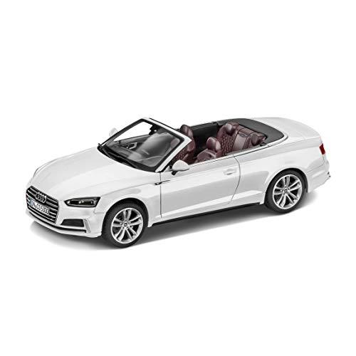 Audi S5 Cabriolet 1:43 Tofanaweiß (Modell Audi S5)