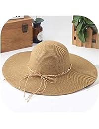 Margot-Charismatic-Shop Sun helmet Sombreros de Verano para Mujer, Sombreros de Sol