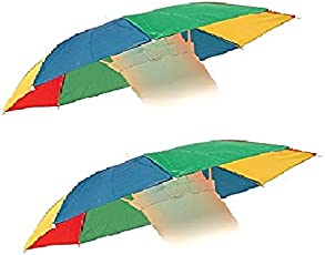 Light Gear Combo of Handsfree Umbrella Hats for Kids and Adults