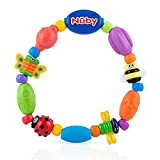 Nuby Bug A Loop Teether, Multi-Colour