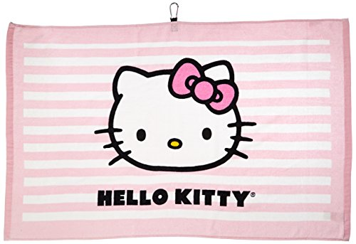 hello-kitty-golf-tour-serviette-rose