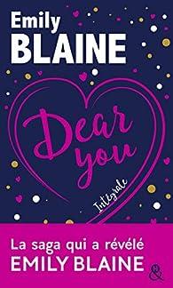 Dear You - L'intégrale par Emily Blaine