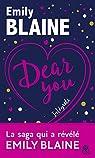 Dear You - L'intégrale par Blaine