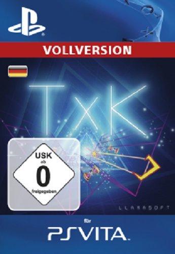 TxK [Vollversion][PS Vita PSN Code für deutsches Konto]