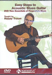 Easy Steps to Acoustic Blues Guitar vol.2: DVD-Video (Acoustic Blues Guitar)