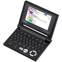 Casio EX-Word EW-G560C Elektronisches Wörterbuch mit Farbdisplay für Deutsch, Englisch, Französisch, Spanisch und Latein